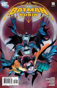 Batman and Robin #16 (2010)
