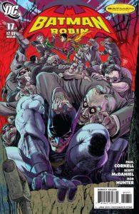 Batman and Robin #17 (2010)