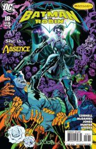 Batman and Robin #18 (2010)