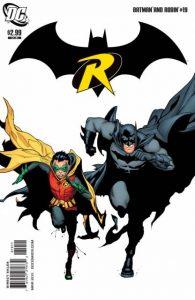 Batman and Robin #19 (2011)
