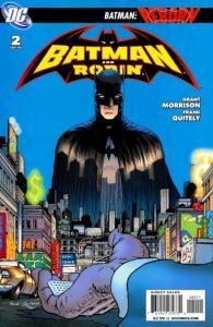 Batman and Robin #2 (2009)