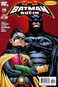 Batman and Robin #20 (2011)