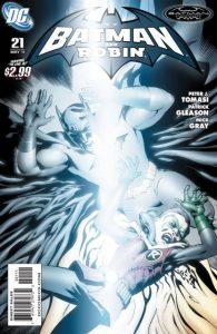 Batman and Robin #21 (2011)