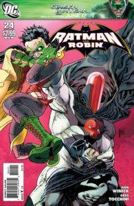 Batman and Robin #24 (2011)