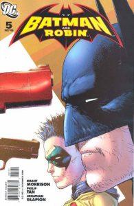 Batman and Robin #5 (2009)