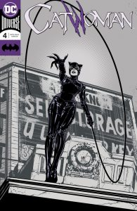 Catwoman #4 (2018)
