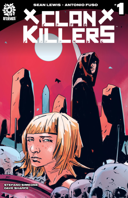 Clankillers #1 (2018)