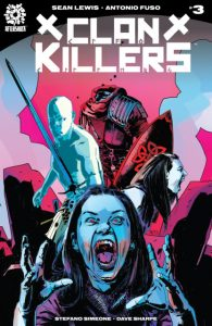 Clankillers #3 (2018)