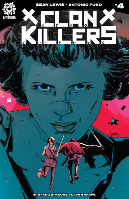 Clankillers #4 (2018)