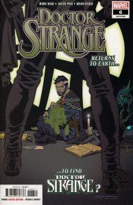 Doctor Strange #6 (2018)
