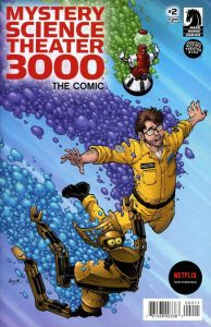 Mystery Science Theater 3000 #2 (2018)