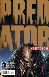 Predator: Hunters II #3 (2018)
