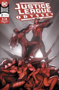 Justice League Odyssey #2 (2018)