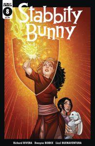 Stabbity Bunny #8 (2018)