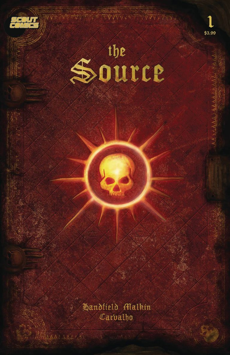 The Source #1 (2018)