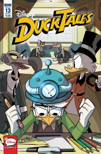 DuckTales #13 (2018)