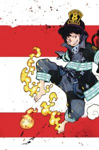 Fire Force #12 (2018)