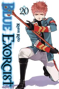 Blue Exorcist #20 (2018)