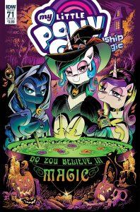 My Little Pony: Friendship Is Magic #71 (2018)