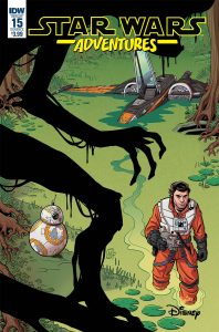 Star Wars Adventures #15 (2018)