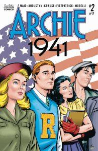Archie 1941 #2 (2018)