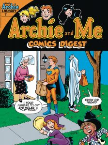 Archie and Me Comics Digest #11 (2018)
