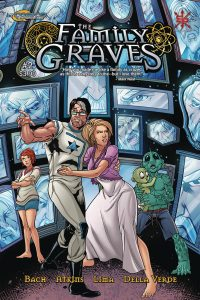 The Family Graves #2 (2018)