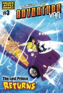 Adventure Van #3 (2018)
