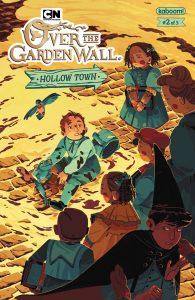 Over Garden Wall: Hollow Town #2 (2018)