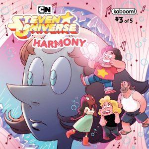 Steven Universe: Harmony #3 (2018)