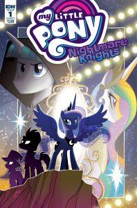 My Little Pony: Nightmare Knights #1 (2018)