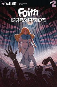 Faith: Dreamside #2 (2018)