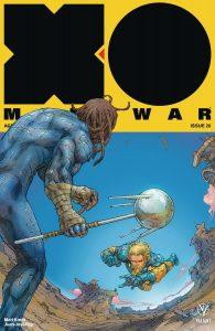 X-O Manowar #20 (2018)