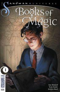 Books Of Magic #1 (2018)