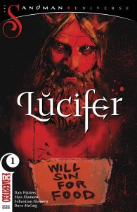 Lucifer #1 (2018)