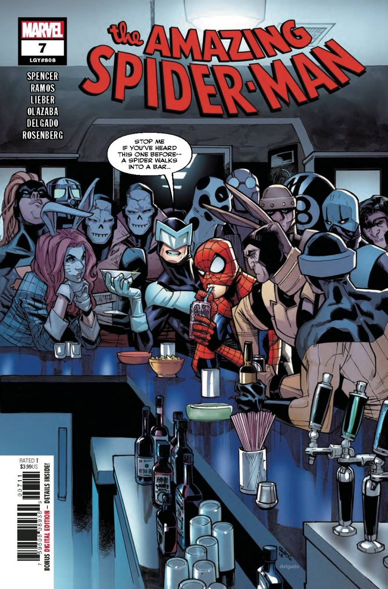 The Amazing Spider-Man #7 (2018)