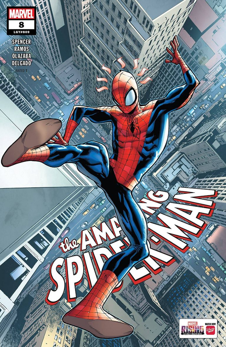 The Amazing Spider-Man #8 (2018)