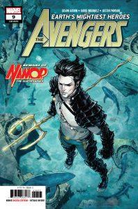 Avengers: Earth's Mightiest Heroes #9 (2018)