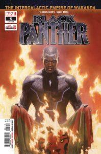 Black Panther #5 (2018)