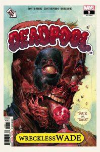 Deadpool #5 (2018)