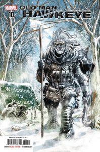 Old Man Hawkeye #10 (2018)