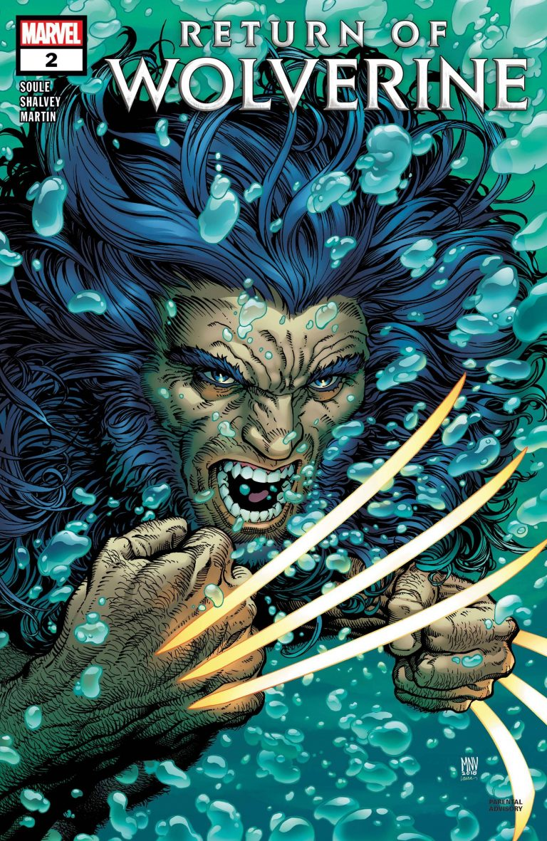 Return Of Wolverine #2 (2018)