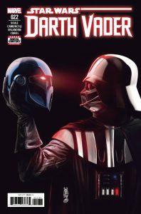 Star Wars Darth Vader #22 (2018)