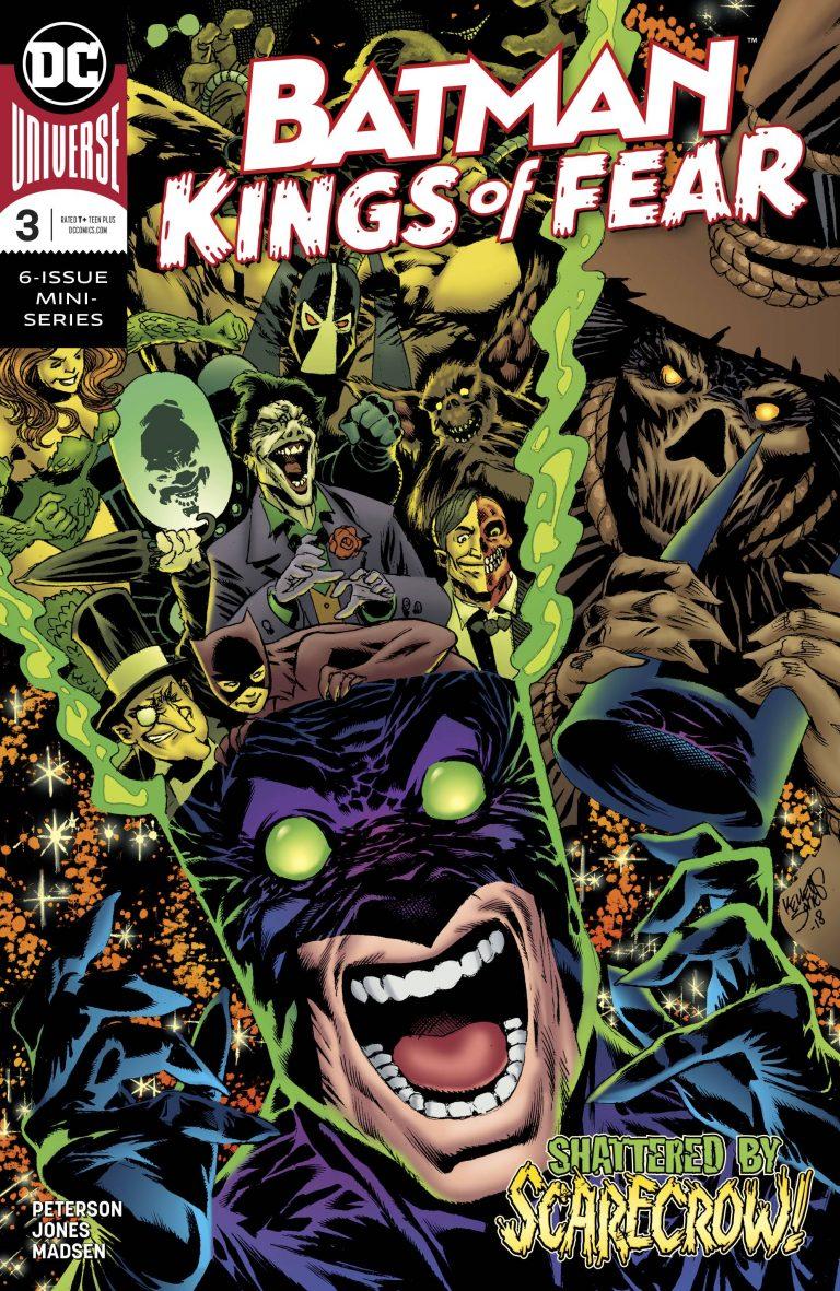 Batman: Kings Of Fear #3 (2018)