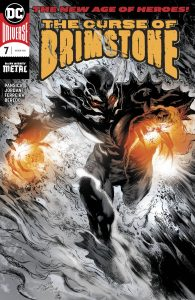 Curse Of The Brimstone #7 (2018)