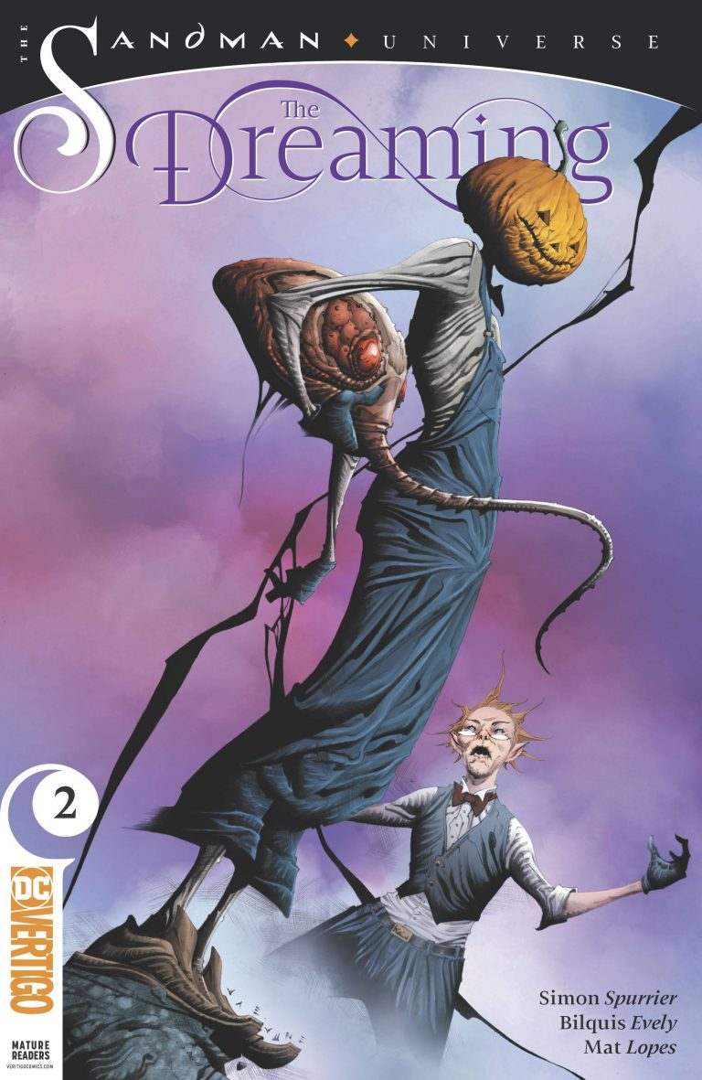 The Dreaming #2 (2018)