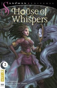 House Of Whispers #2 (2018)