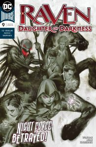 Raven: Daughter Of Darkness #9 (2018)
