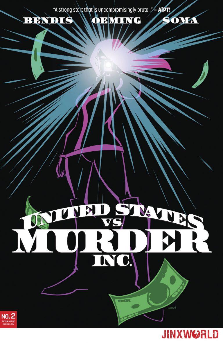United States vs. Murder Inc #2 (2018)