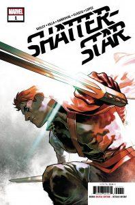 Shatterstar #1 (2018)